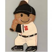 Ginger Baseball 2