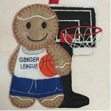 Ginger Basketball 2