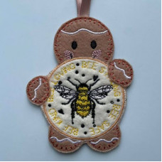 Ginger Bee Safe Bee Kind