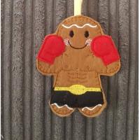 Ginger Boxer