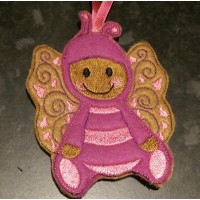 Ginger Butterfly