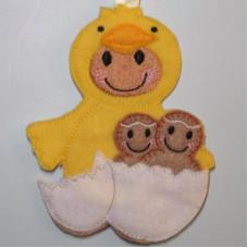 Ginger Chick Family