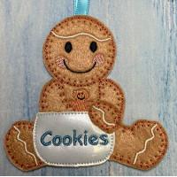Ginger Cookie Jar