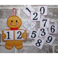 Ginger Countdown Calendar