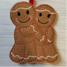 Ginger Couple in Love 2