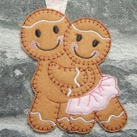 Ginger Couple in Love