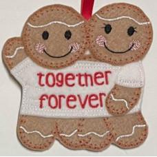 Ginger Couple Together Forever