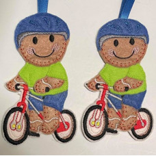 Ginger Cyclist 2