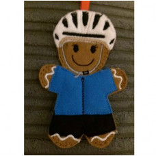 Ginger Cyclist