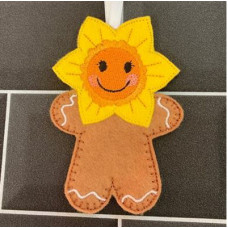 Ginger Daffodil Dress Up