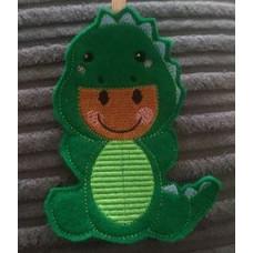 Ginger Dino Baby