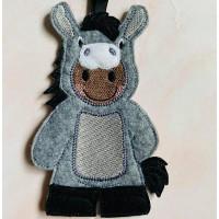 Ginger Donkey Dress Up