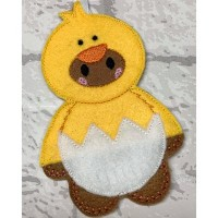 Ginger Dress Up Chick