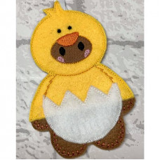 Ginger Dress Up Chick