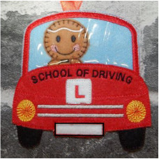 Ginger Driving School