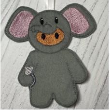 Ginger Elephant Dress Up