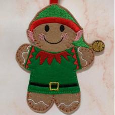 Ginger Elf