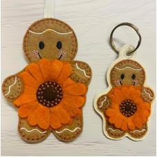 Ginger English Marigold
