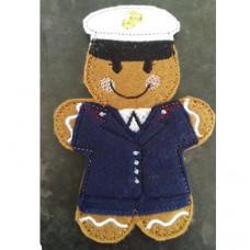 Ginger Female US Marine