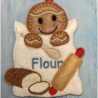 Ginger Flour Sack
