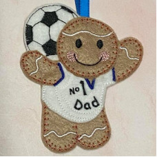 Ginger Football Dad