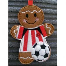 Ginger Footballer