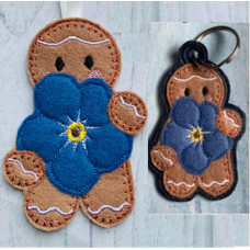 Ginger Forget Me Not