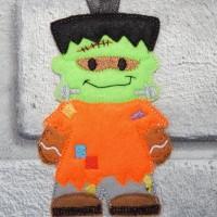Ginger Frankenstein