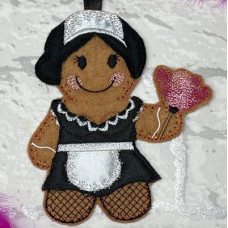 Ginger French Maid