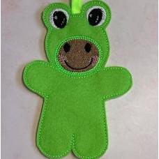 Ginger Frog Dress Up