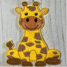 Ginger Giraffe Dress Up