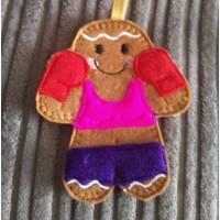 Ginger Girl Boxer