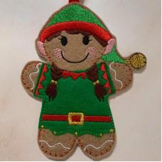 Ginger Girl Elf