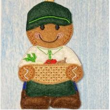 Ginger Green Grocer