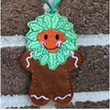 Ginger Green Man