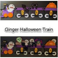 Ginger Halloween Train