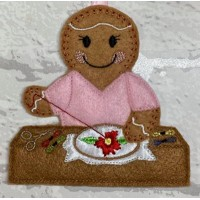 Ginger Hand Embroidery