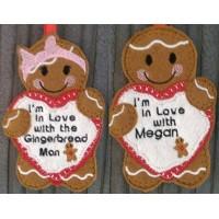 Ginger in Love