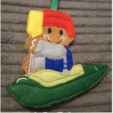 Ginger Kayak