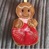 Ginger Lace Maker