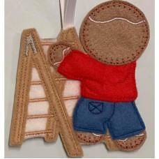 Ginger Ladder Man