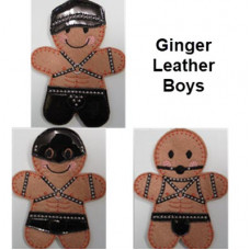 Ginger Leather Boys