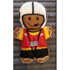 Ginger Lifeboat Man