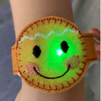 Ginger Light Up Wrist Strap