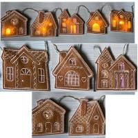Ginger Lights House Garland