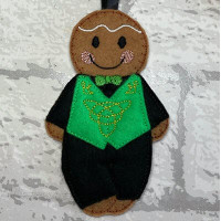 Ginger Male Irish Dancer