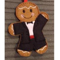 Ginger Man Ballroom Dancer