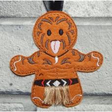 Ginger Maori Man