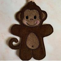 Ginger Monkey Dress Up
