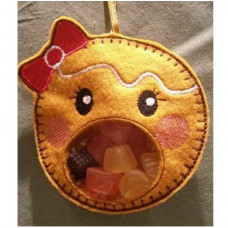 Ginger Mouth Treat Bags - Boy and Girl